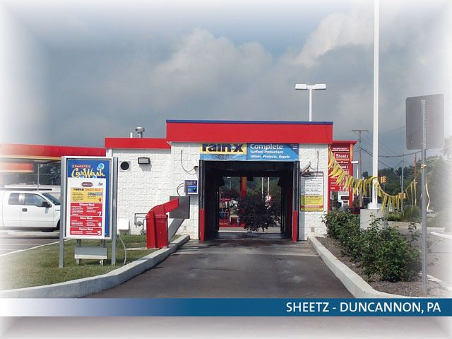 Genesis Modular Carwash Building Systems Pictures