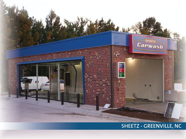Genesis Modular Carwash Building Systems - Pictures