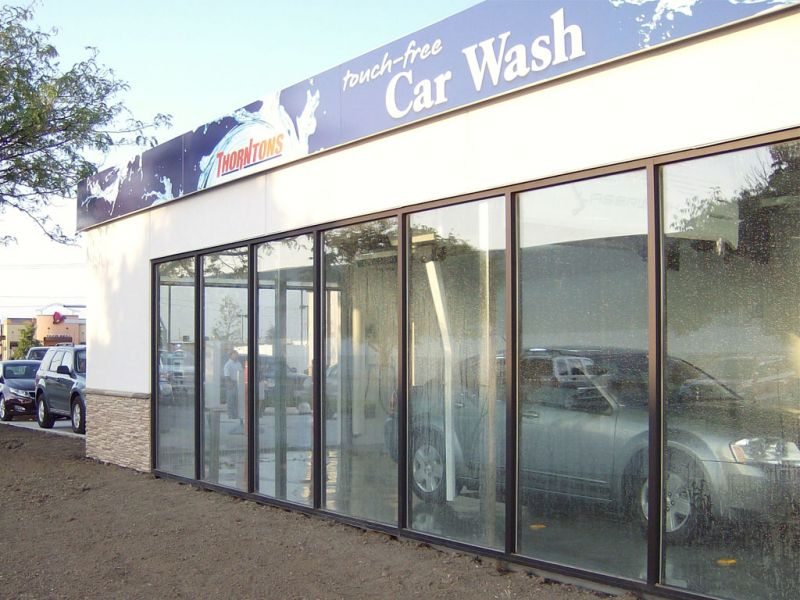 Genesis modular carwash building systems pictures for Interior car cleaning duluth mn